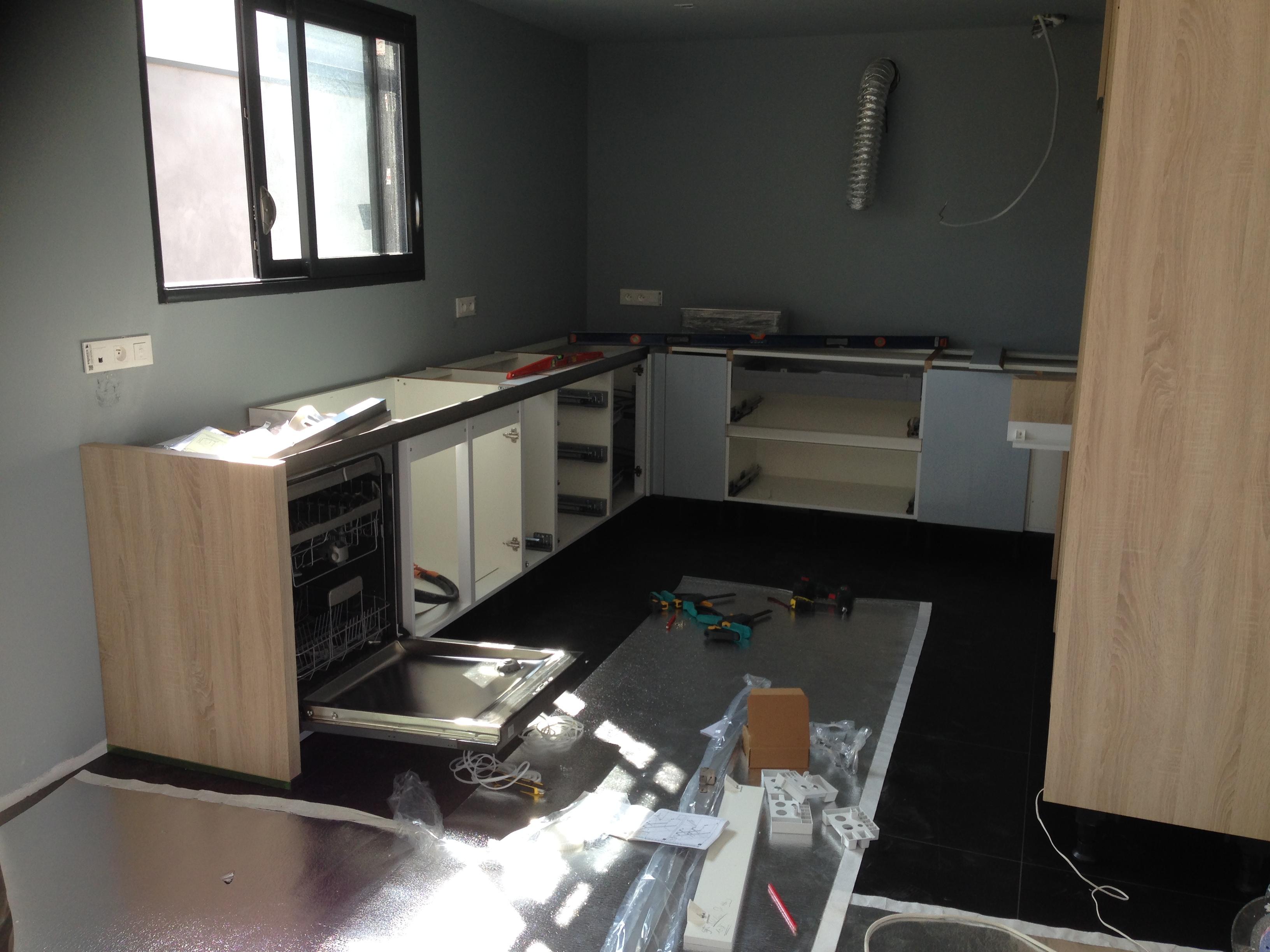 Installation cuisine|  nantes | 44