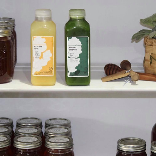 Spring Cleaning (Three Day 18 Juice Cleanse)