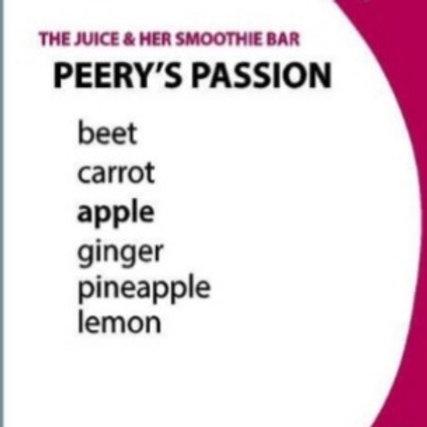 Peery's Passion