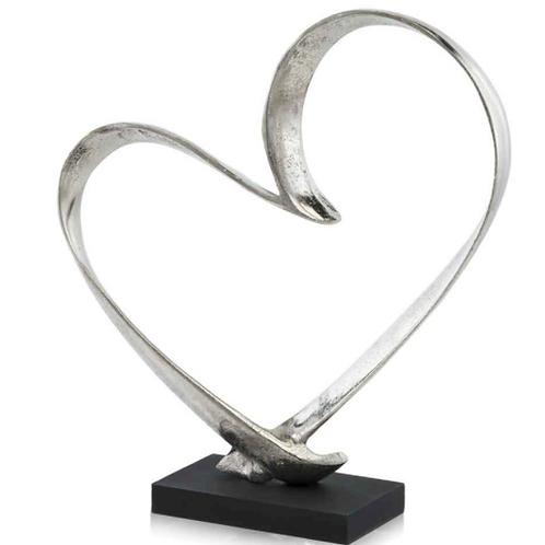 Heart Sculpture on Base