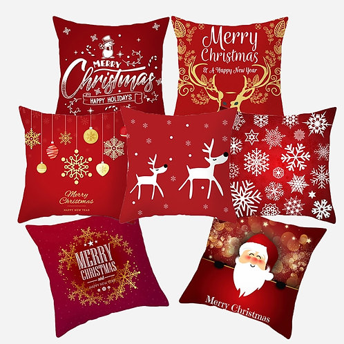 Christmas Sofa Cushion Covers