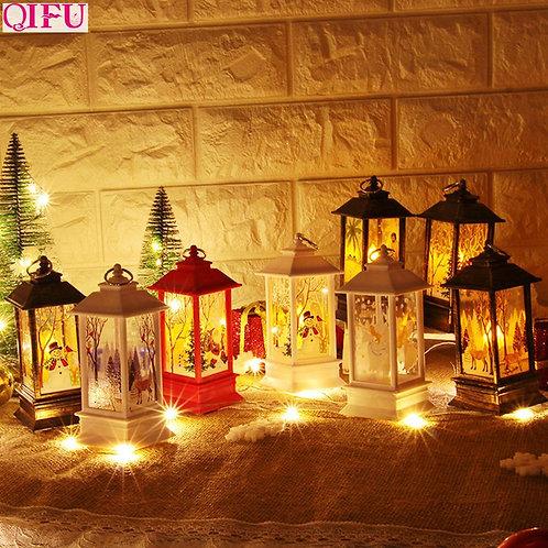Light up a Merry Christmas Lanterns