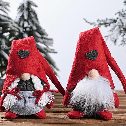 Gnome Doll Ornaments 2