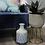 Thumbnail: Bohemian Light Metal Table Vase