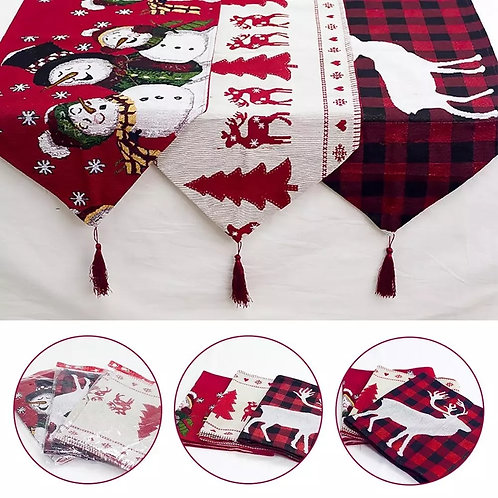 Holiday Table Runner Decorations