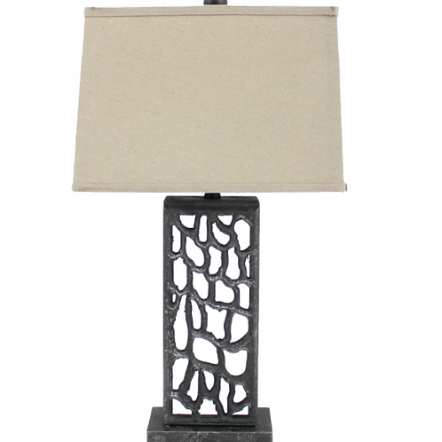 Grotto Pattern Table Lamp