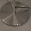 Thumbnail: Brushed Steel Drum Torchiere