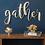 Thumbnail: Gather Metal Wall Art