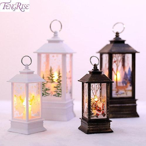 Led  Christmas Gift Light Pendants