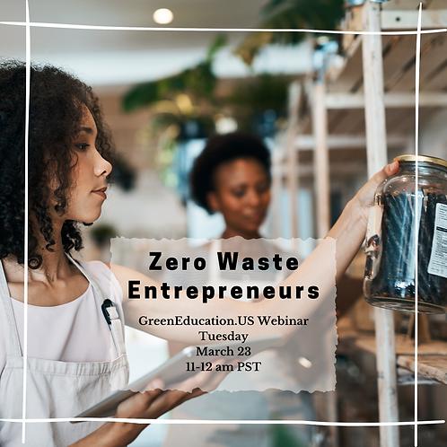 Zero Waste Entrepreneurs