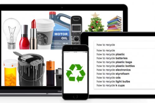 Leveraging Digital Outreach to Address Contamination