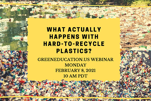 What Actually Happens With Hard to Recycle Plastics?