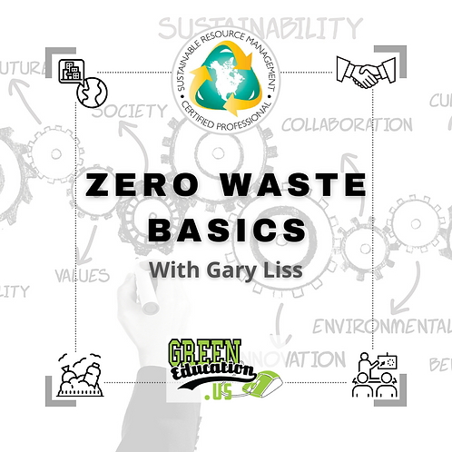 Zero Waste Basics