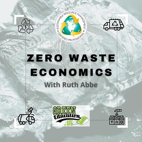 Zero Waste Economics