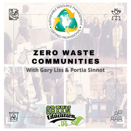 Zero Waste Communities
