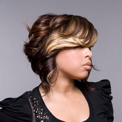 Bob Haircut with Dimensional Color