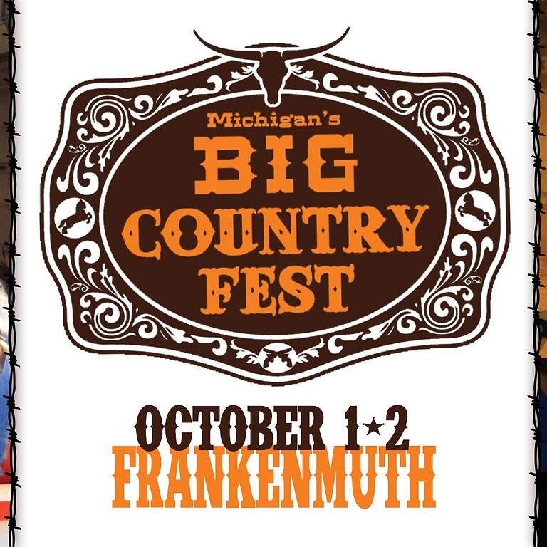 Michigan's Big Country Fest