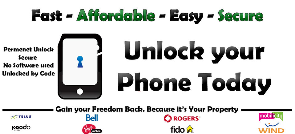 Unlock CellPhone
