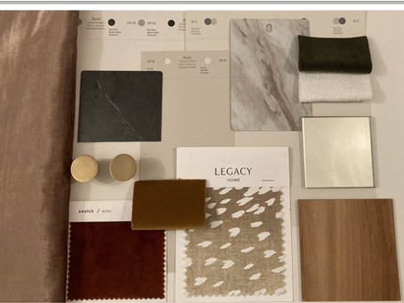 One Room Challenge: Week 6, Materials!