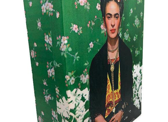 Caixa Média Frida Kahlo
