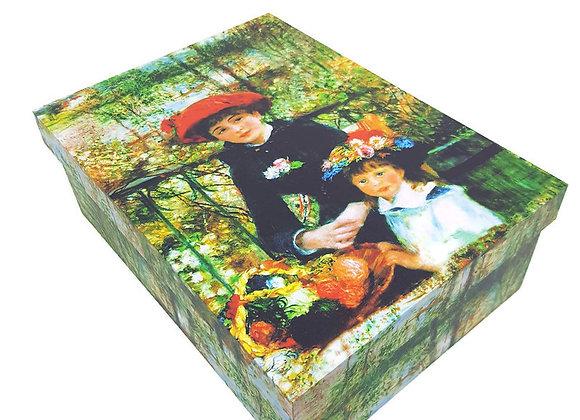 Caixa Grande Renoir