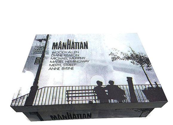 Caixa Média Manhattan