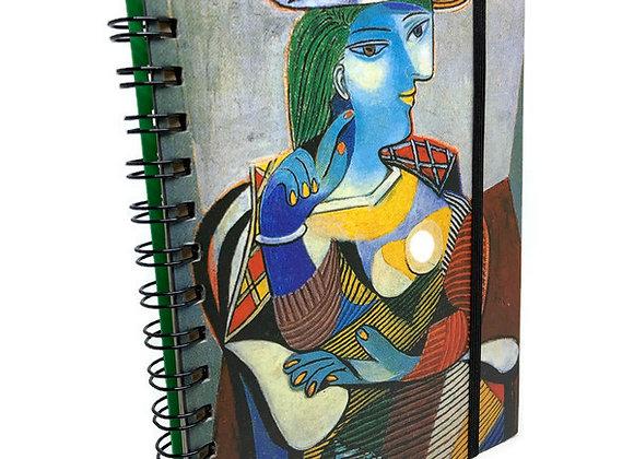 Caderno Pablo Picasso