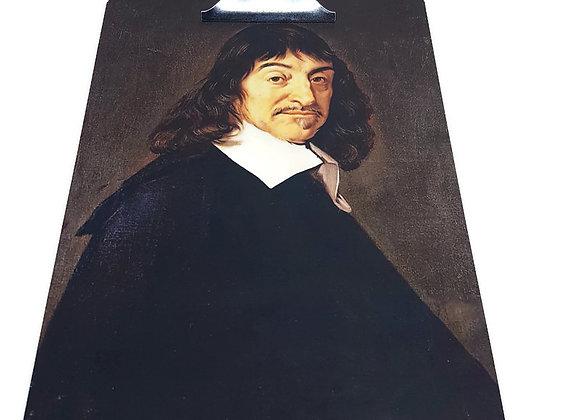 Prancheta René Descartes
