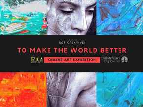 Call for Submissions 'To make the world better' - New Zealand International Art Exhibition