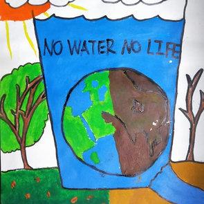 No Water, No life, Sun Cheng Yang.jpeg