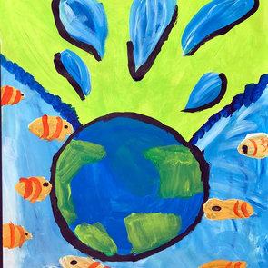 Saving Our Fishies' Home, Sarah Esha, Ag