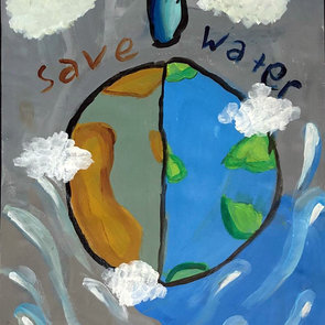 Save Our Precious Water, Megan Chow, Age
