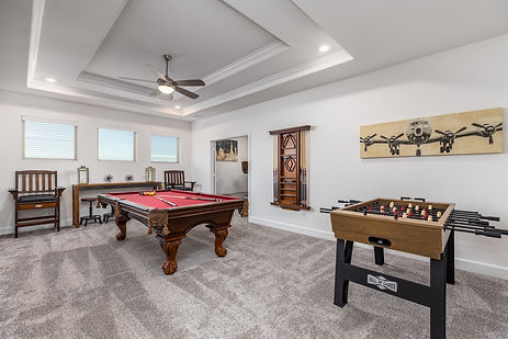 Brollagio PIT Pad Game Room