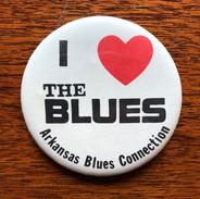 Arkansas Blues Connection Pin # 2