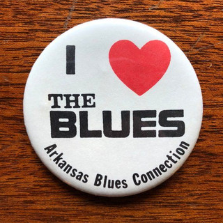 Arkansas Blues Connection Pin # 2