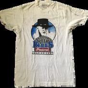 1987 Arkansas River Blues Festival T-Shirt