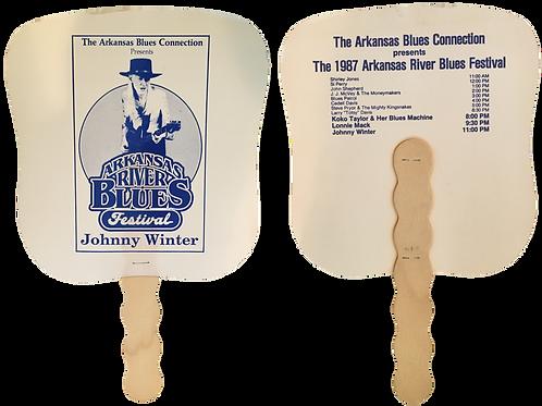 Johnny Winter Fan