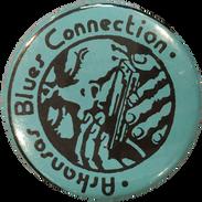 Arkansas Blues Connection Pin #1