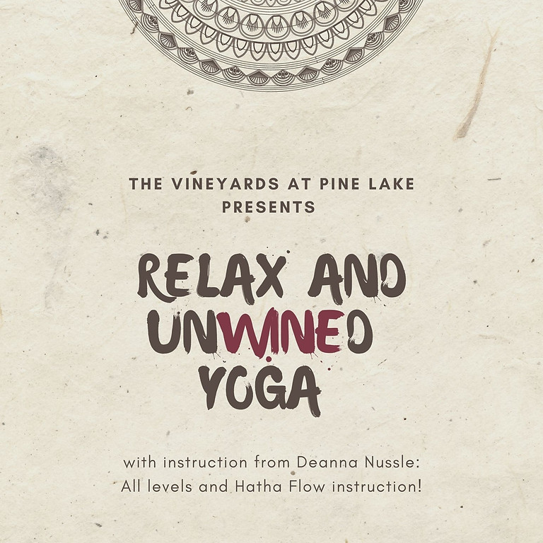 Relax and UnWINEd Yoga