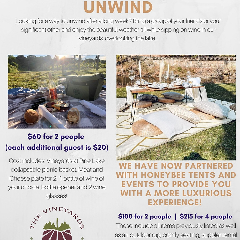 Uncork and Unwind - June