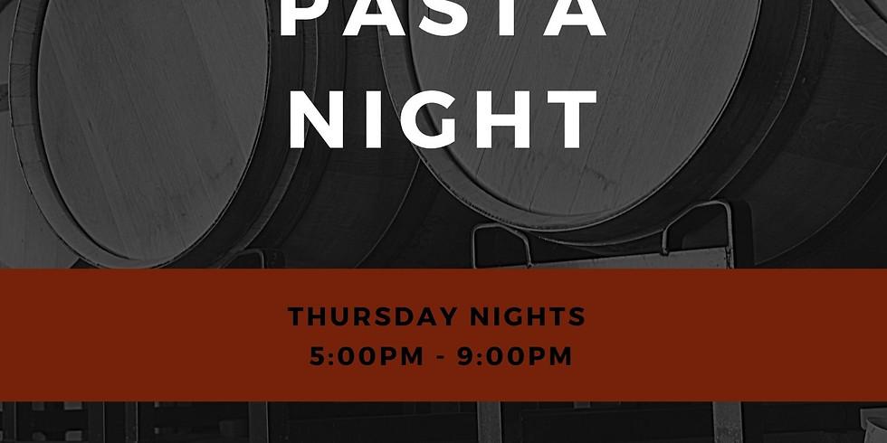 Pasta Night - January