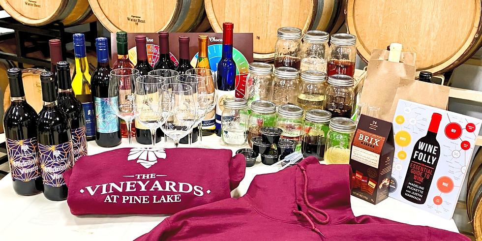 Quarantine Wine School