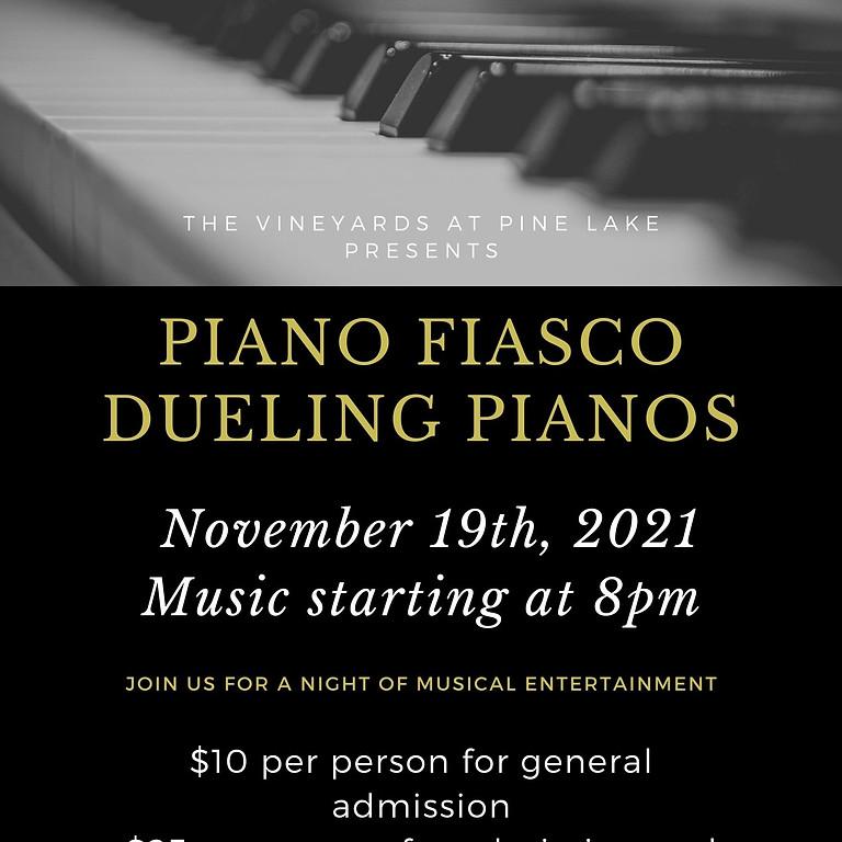 Piano Fiasco Dueling Pianos