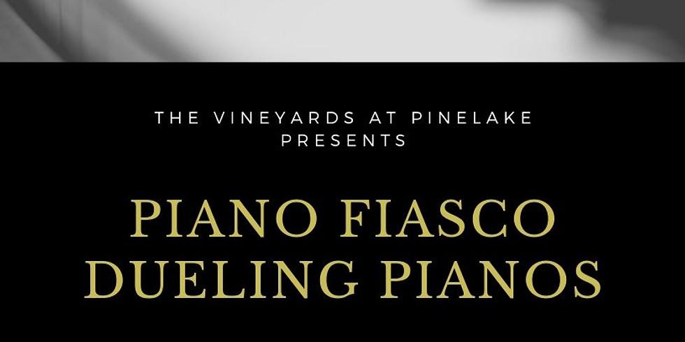 Piano Fiasco Dueling Piano