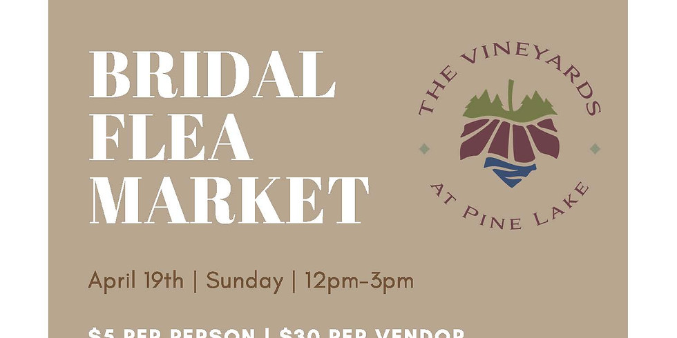 Bridal Flea Market
