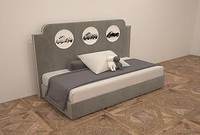 Детская кровать, кровать для мальчика