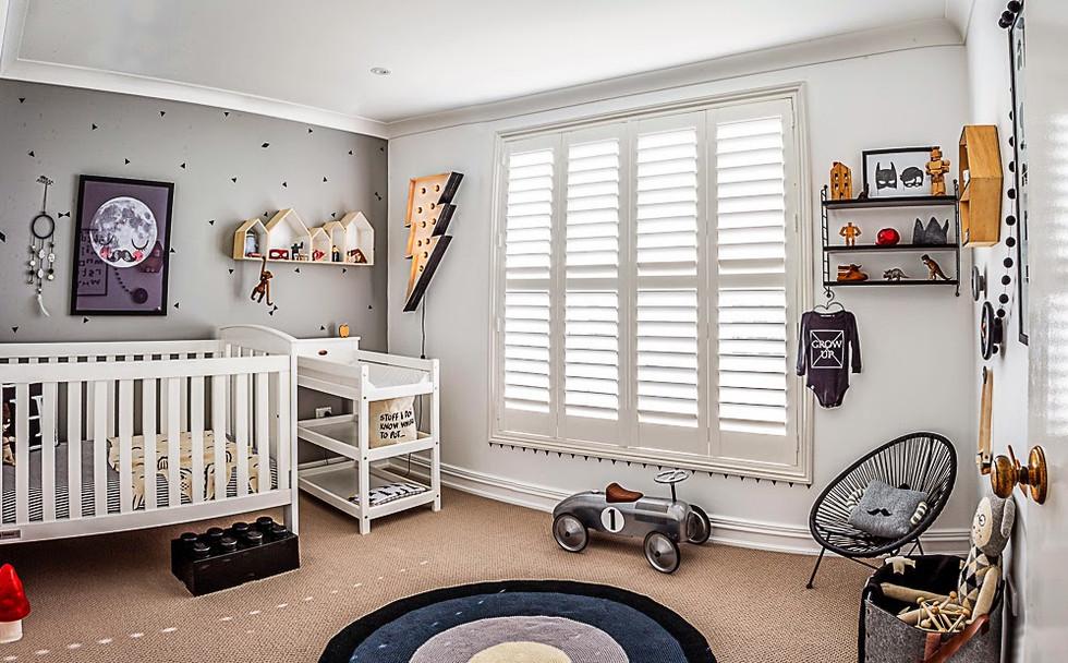 Детская комната растет вместе с ребенком. Чудесно!