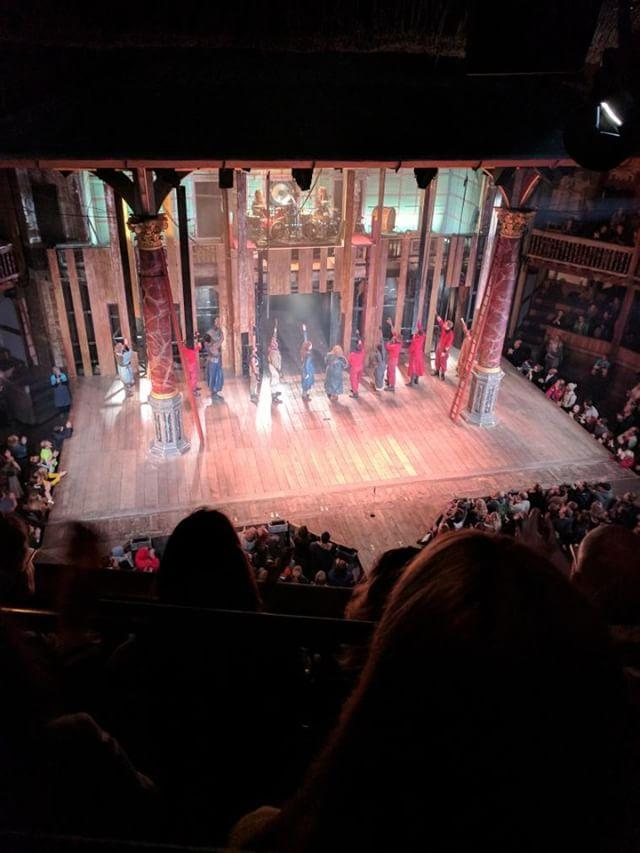Boudica at Shakespeare's Globe