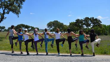 Mude o Mundo, Comece por si!         Alentejo Yoga Retreat - A Moment to Be