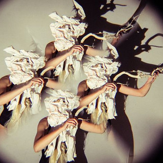 Photo of Paper Masks by Eric Parthnum